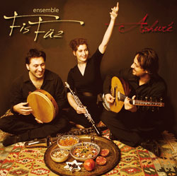 Ashuré CD Cover