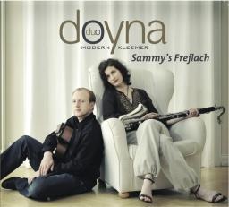Doyna CD Cover für Homepage