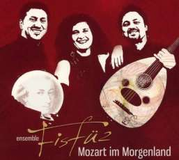 Mozaert im Morgenland CD Cover