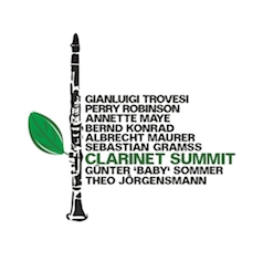 Clarinet Summit CD-Cover